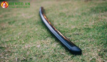 Safe Sparing Bokken chuyên dùng cho tập đối luyện Kiếm thuật an toàn hơn với mũi và các cạnh được bo tròn, hạn chế tối đa chấn thương do cạnh sắc và mũi nhọn của bokken thông thường gây ra