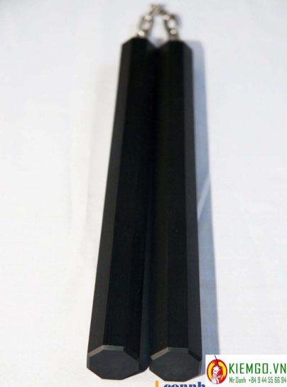 con-nhi-khuc-soi-tong-hop là mẫu côn siêu bền, màu đen bóng thật ngầu, gia công chuẩn sắc xảo, dây xích khớp xoay chắc chắn và linh hoạt